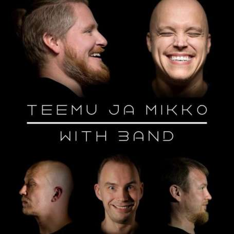 Teemu ja Mikko With Band Zapatassa PE 7.6!